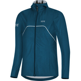 GORE WEAR R7 Gore-Tex Shakedry Trail Hooded Jacket Women pacific blue